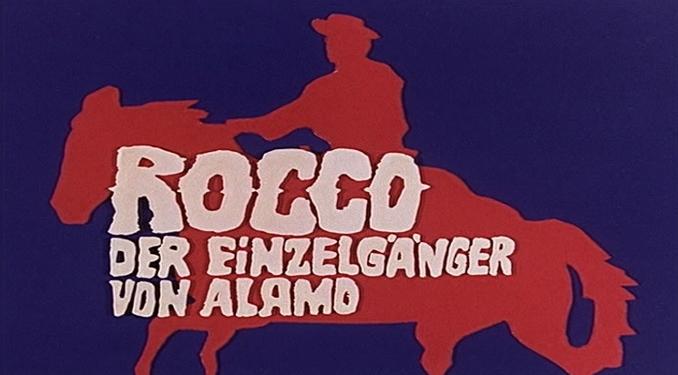 Rocco - Der Einzelgänger von Alamo