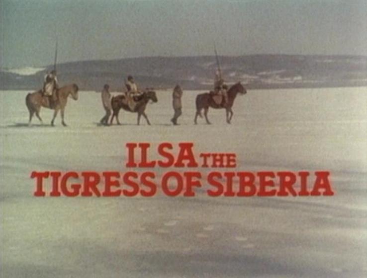 Ilsa - Die Tigerin
