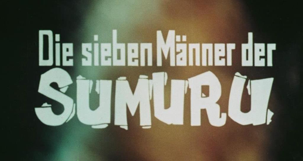 sieben Männer der Sumuru, Die