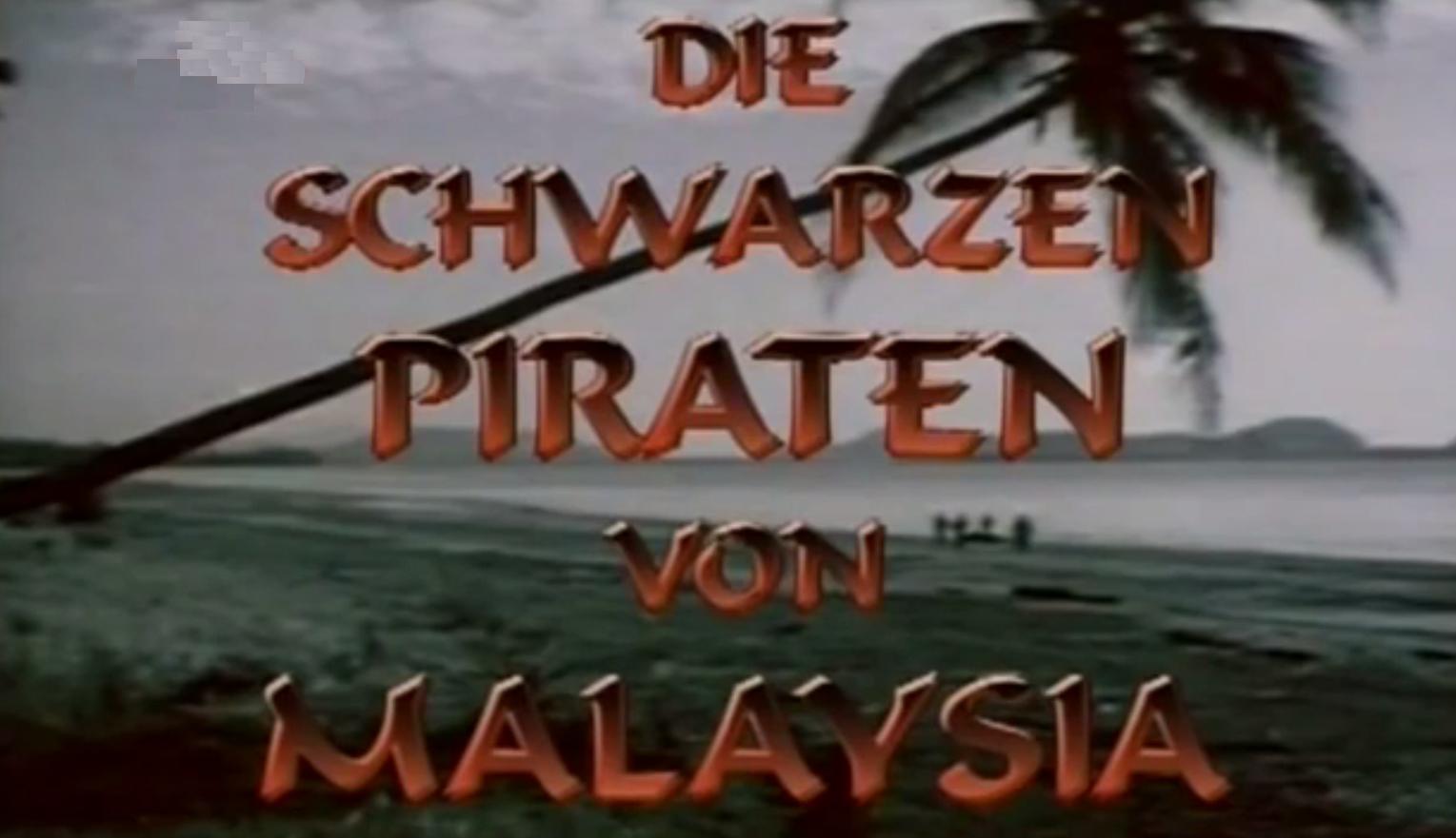 schwarzen Piraten von Malaysia, Die