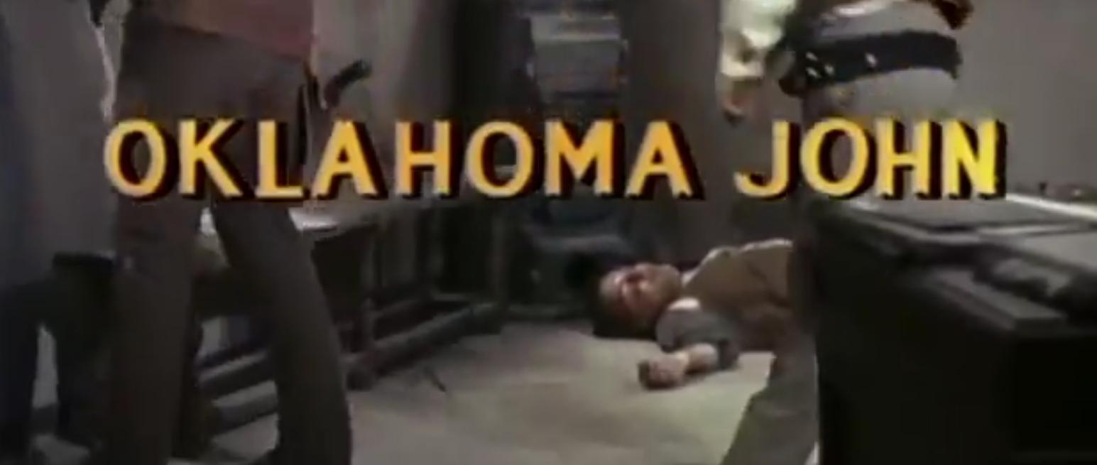 Oklahoma John - Der Sheriff von Rio Rojo