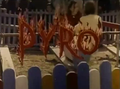 Pyro… The Thing without a Face