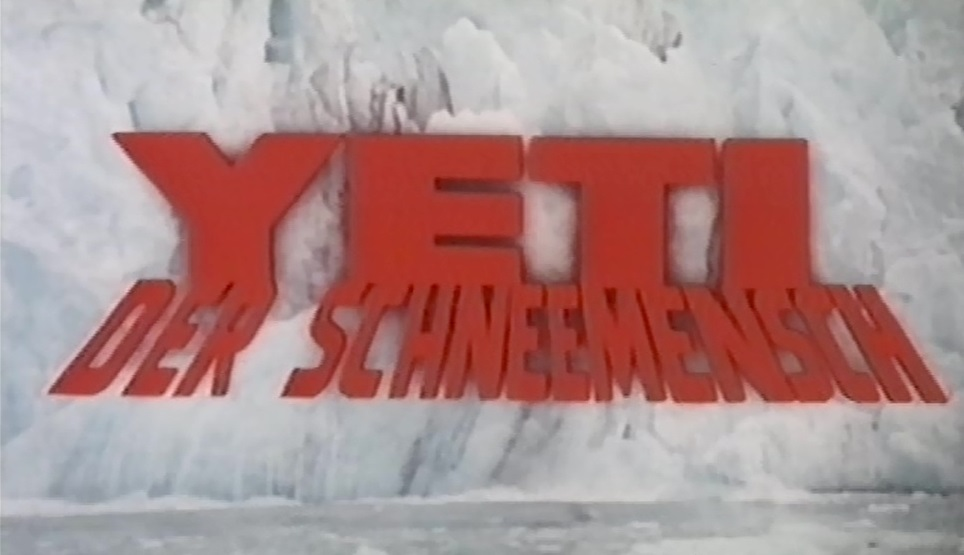 Yeti - Der Schneemensch kommt