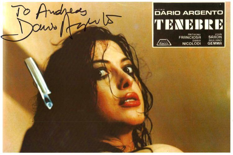 Argento, Dario