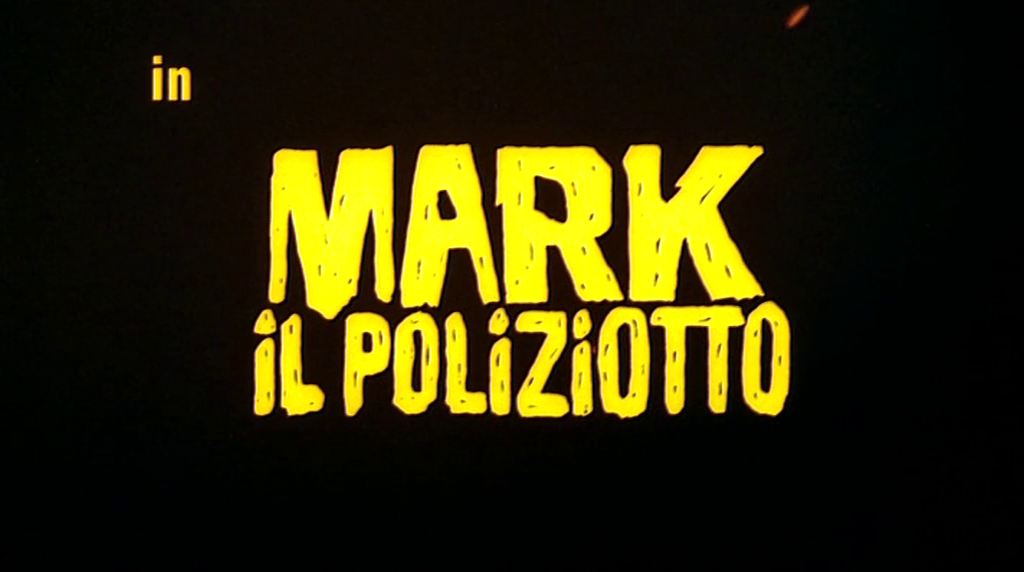 Mark of the Cop