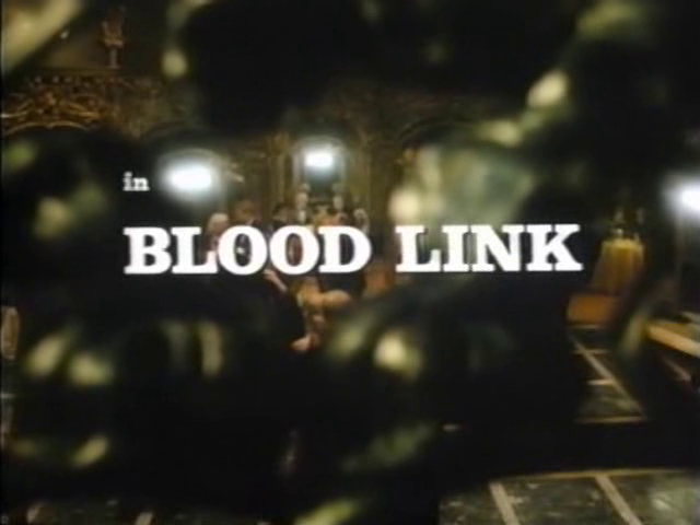 Blood Link - Blutspur