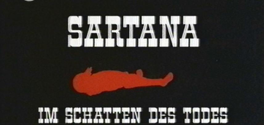 Sartana - Im Schatten des Todes