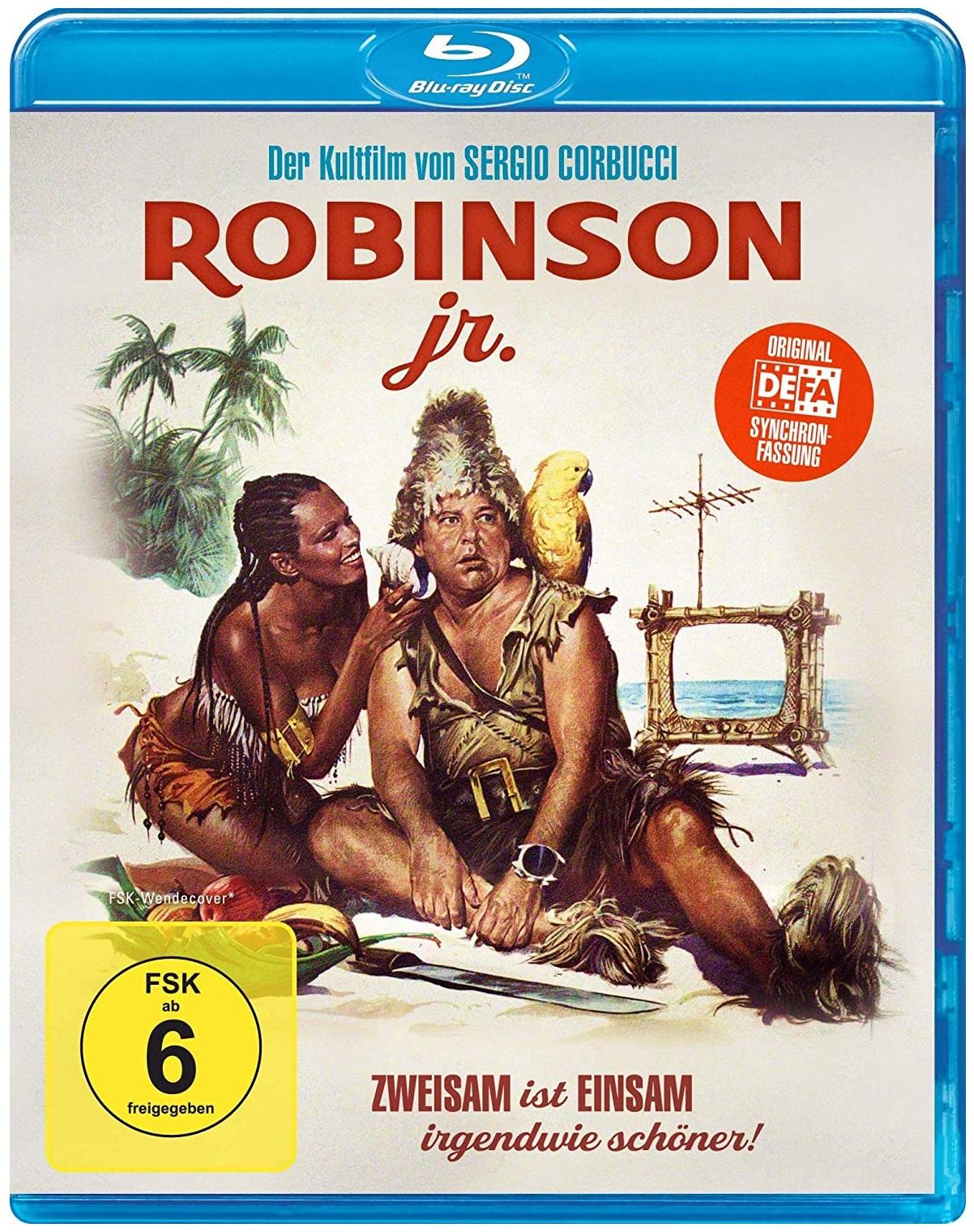 Robinson Junior Freitag