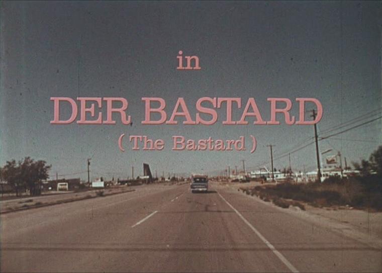 Bastard, Der