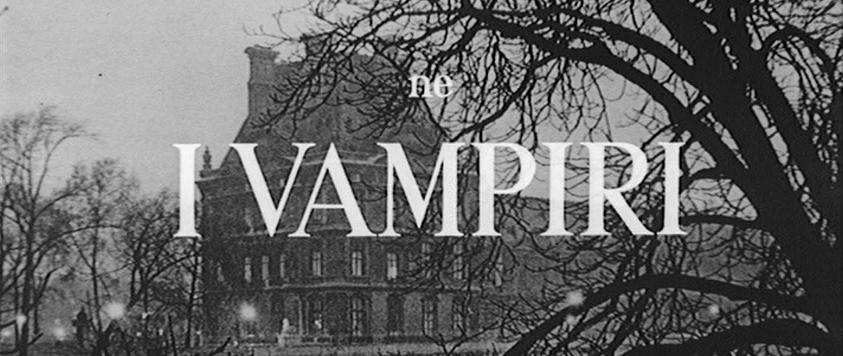 Vampir von Notre Dame, Der