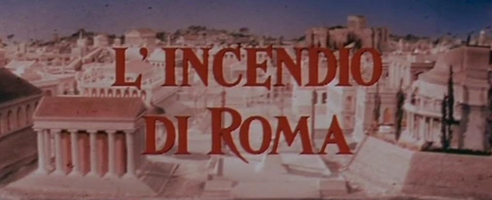 letzten Tage des sündigen Rom, Die