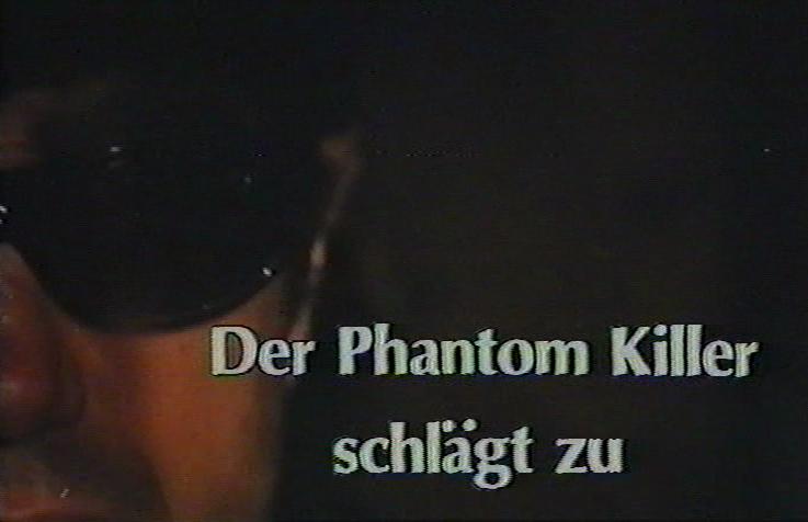 Phantom Killer schlägt zu, Der