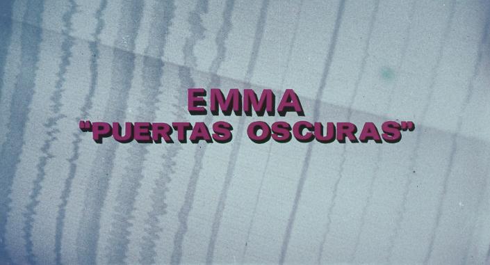 Emma, puertas oscuras