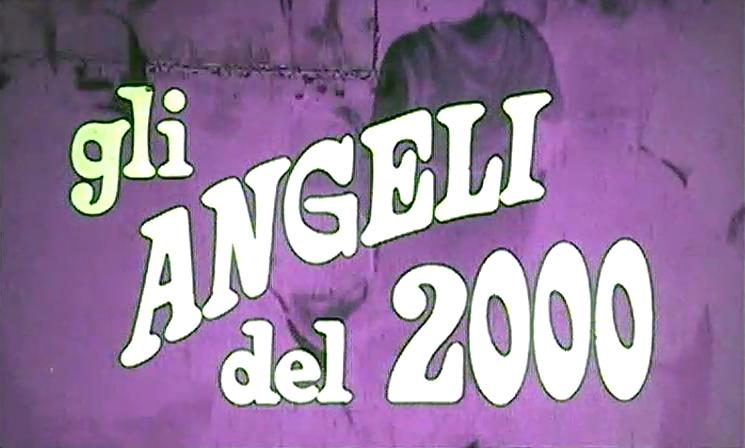 Gli angeli del 2000