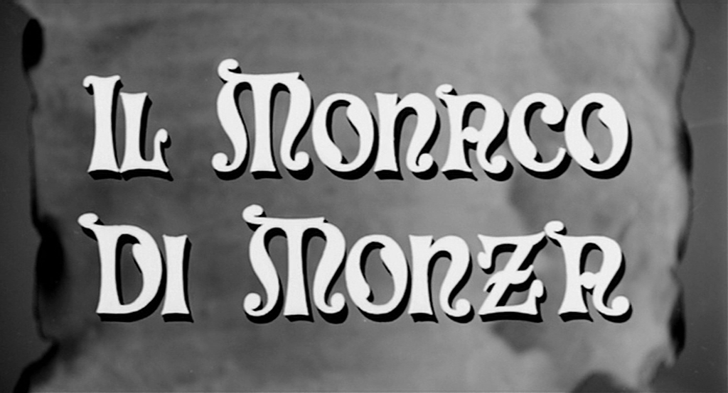 Monk of Monza, The