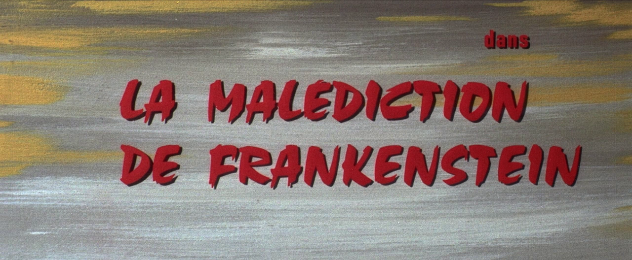 Jungfrau in den Krallen von Frankenstein, Eine