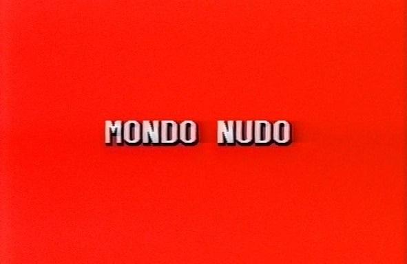 Mondo Nudo - Nackte Welt