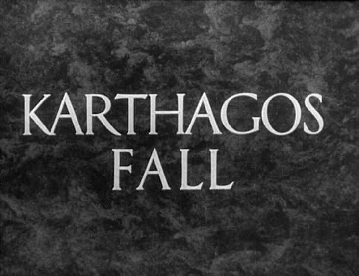 Karthagos Fall
