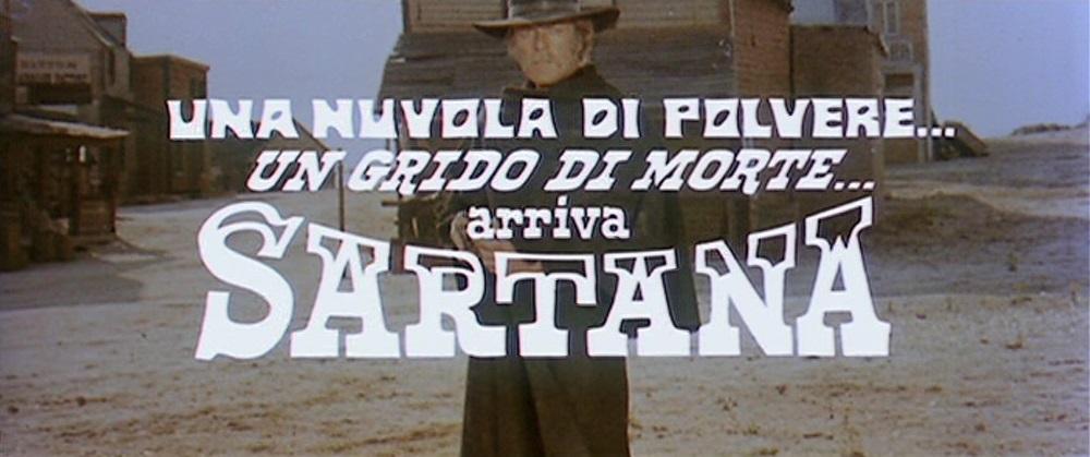 Sartana kommt