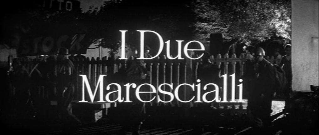 Two Marshals, The
