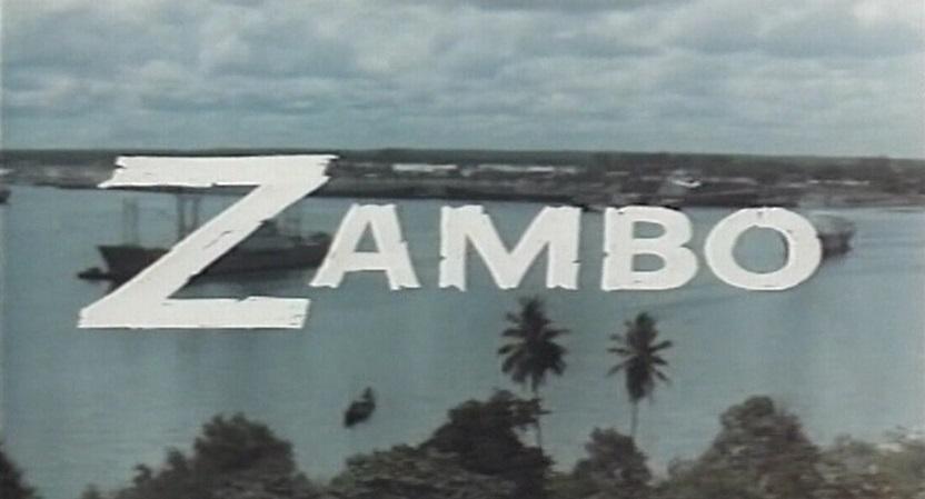 ...sie nannten ihn Zambo