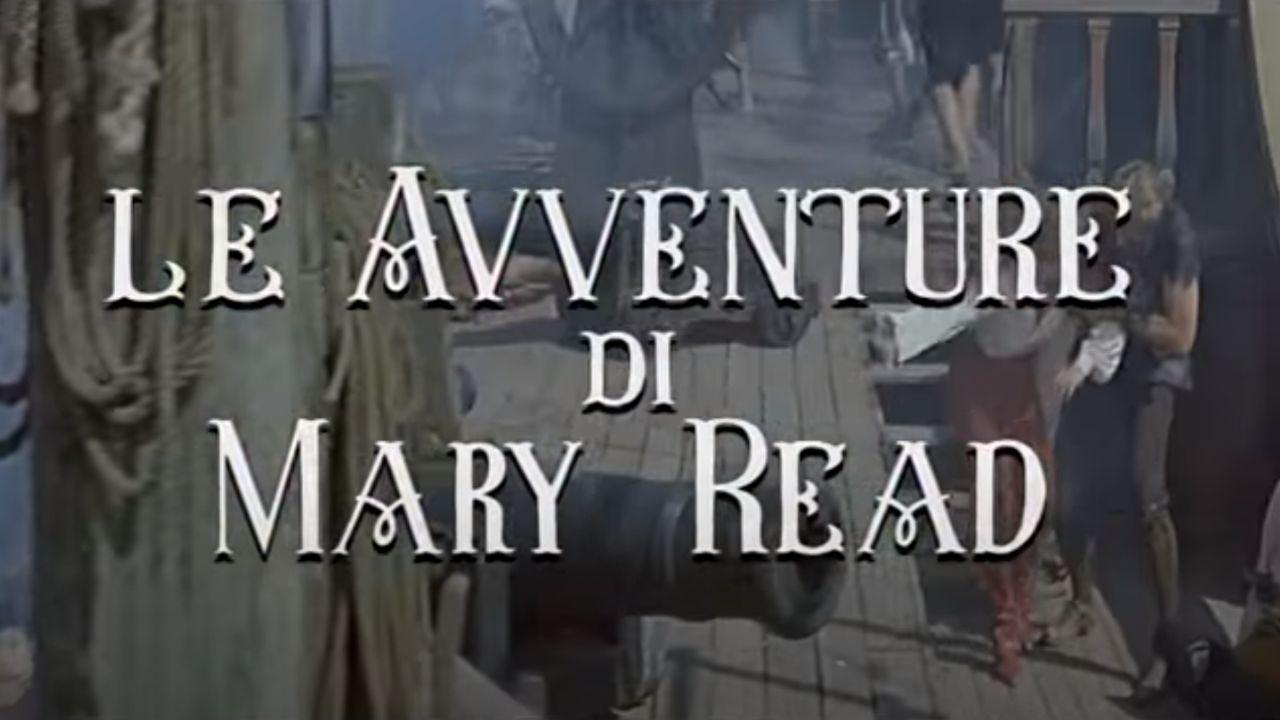 Piratenkapitän Mary
