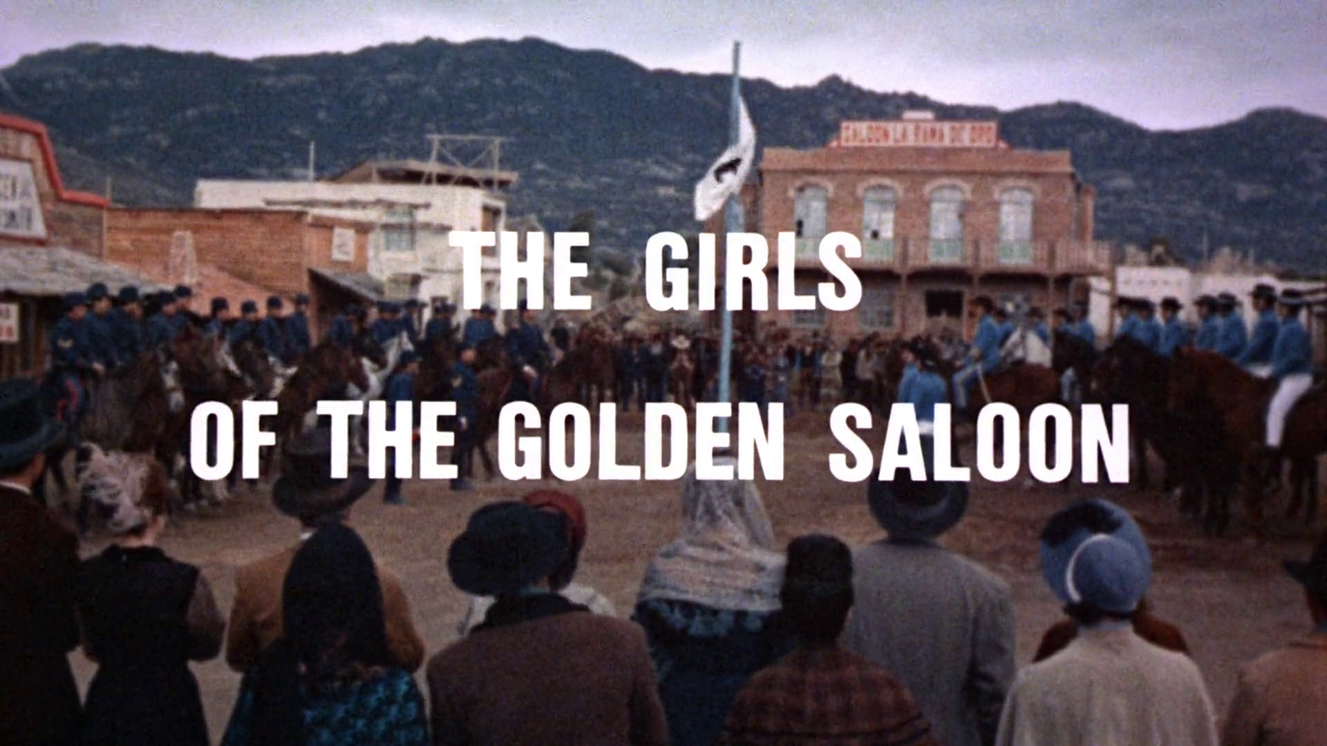 Girls of the Golden Saloon, The