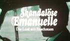 Skandalöse Emanuelle - Die Lust am Zuschauen