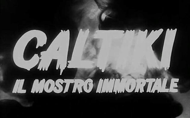 Caltiki - Rätsel des Grauens