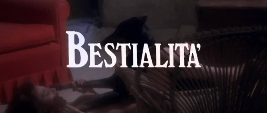 Bestialità