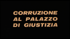 Korruption im Justizpalast