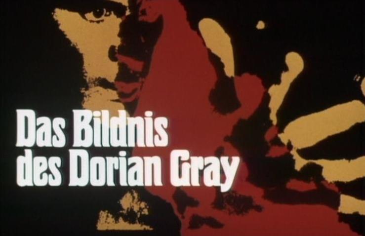 Bildnis des Dorian Gray, Das