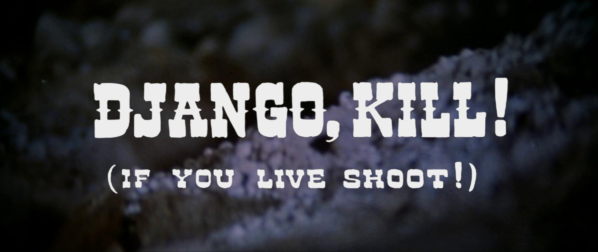 Töte, Django
