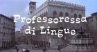 professoressa di lingue, La