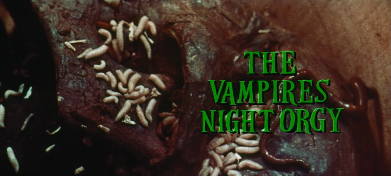 Vampires Night Orgy, The